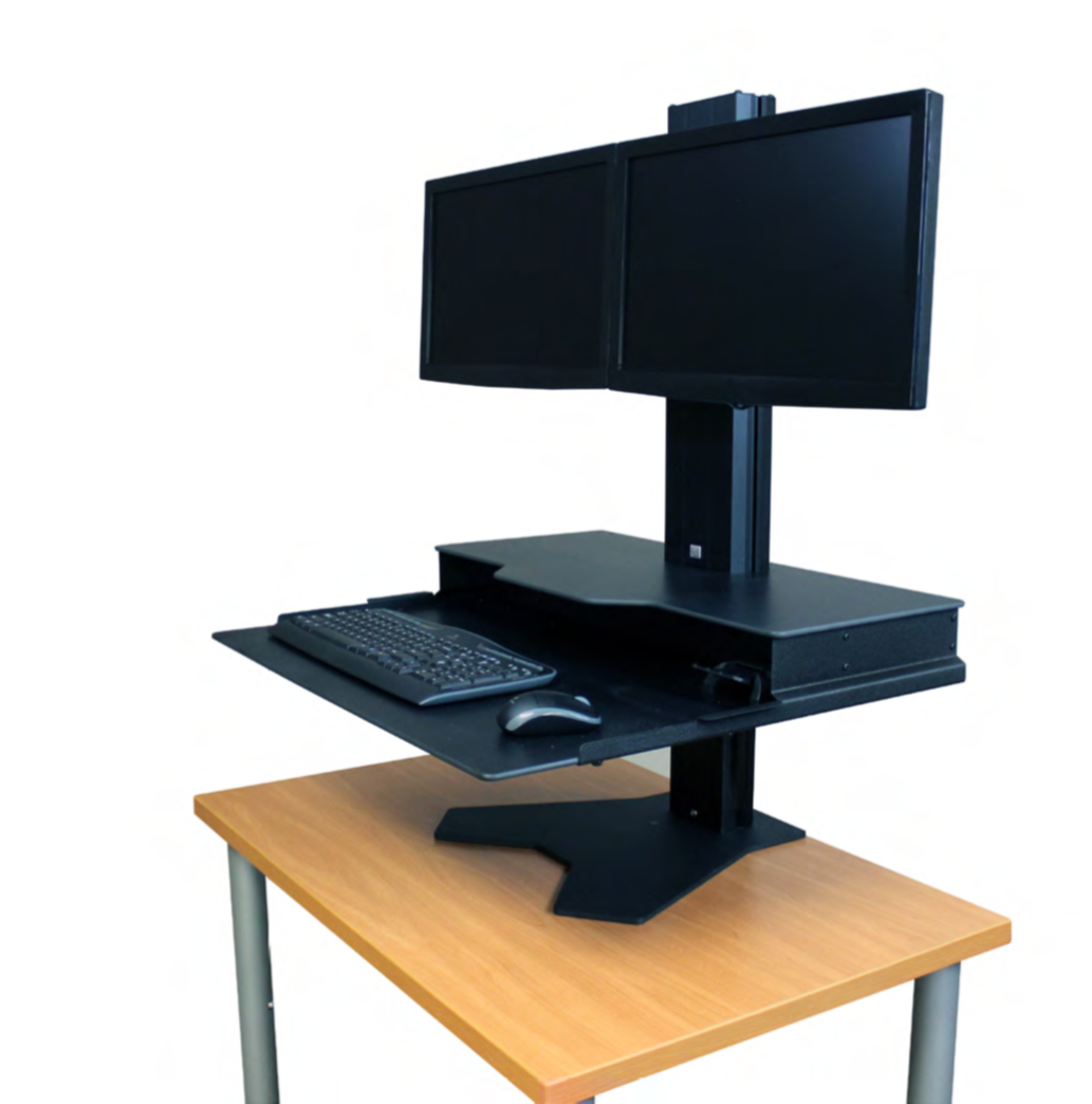 altissimo sit and stand workstation