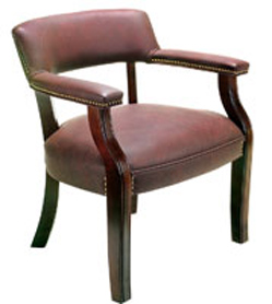 Tci furniture chairs amp seating banker s chair
