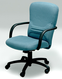 EuroAnalyst Mid-Back Chair