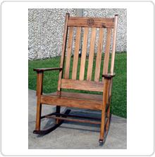 Superb Porch Rocking Chair