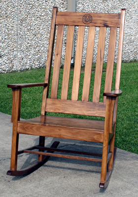 TCI - Furniture - Chairs & Seating - Porch Rocking Chair