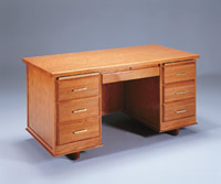 Small Top Executive Desk