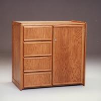 Tci Furniture Dorm Line Series Small Wardrobe