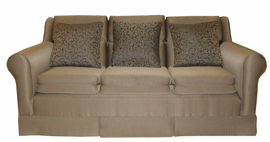 Pillow Back Sofa