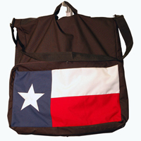 Texas Garment Bag