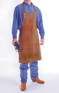 Tci Garment Textile Leather Goods Welder S Apron