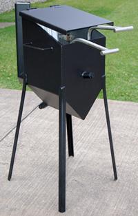 Tci Metal Park Equipment Deep Fryer Outdoor