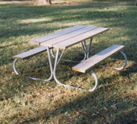 Picnic Table - 6 & 8 Ft.